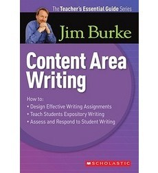 The Teacher's Essential Guide Series: Content Area Writing