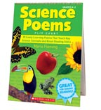 Science Poems Flip Chart