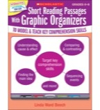 Short Reading Passages With Graphic Organizers to Model and Teach Key Comprehension Skills: Grades 6–8
