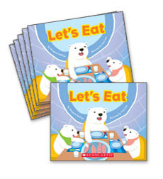 Guided Reading Set: Level C – Lets Eat