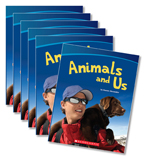 Guided Reading Set: Level I – Animals and Us