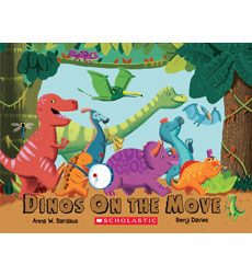 Dinos on the Move