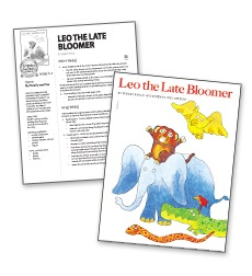 Leo the Late Bloomer - Literacy Fun Pack Express