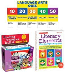 Common Core Grade 4 Classroom Kit