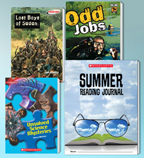 My Books Summer Intervention Packs Aligned to Read 180, Stage C , Level 2—NonFiction