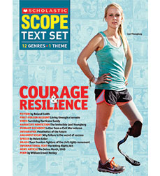 Scope Text Set - Courage and Resilience