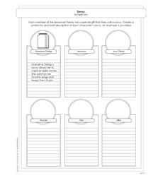 Savvy - Activity Sheet