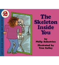 Let's-Read-and-Find-Out Science: The Skeleton Inside You