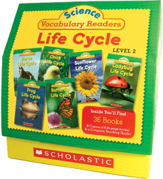 Science Vocabulary Readers: Life Cycles