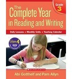 The Complete Year in Reading and Writing: Grade 3