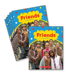 Guided Reading Set: Level D – Friends