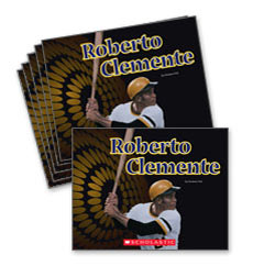 Guided Reading Set: Level H – Roberto Clemente