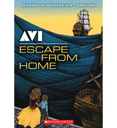Beyond the Western Sea: Escape from Home