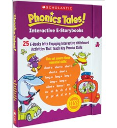 Phonics Tales! Interactive E-Storybooks