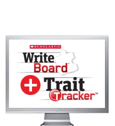 Trait Tracker + WriteBoard Grades 6–8