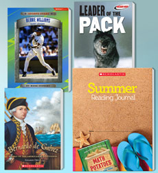 My Books Summer Intervention Packs Aligned to Read 180, Stage A , Level 1—NonFiction
