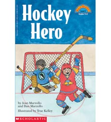 Hello Reader!® Level 3: Hockey Hero