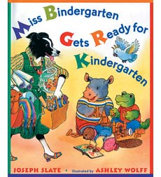 Miss Bindergarten Gets Ready for Kindergarten - Big Book & Teaching Guide
