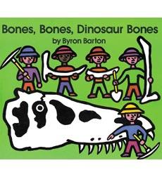 Bones, Bones, Dinosaur Bones 9780439179775