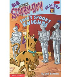 Scooby-Doo! Readers: Shiny Spooky Knights