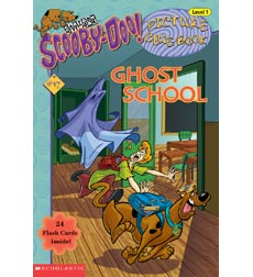 Hello Reader!® Level 1—Scooby-Doo Picture Clue: Ghost School