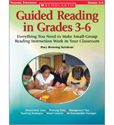 Guided Reading in Grades 3–6