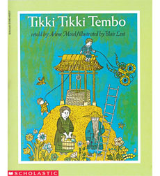Tikki Tikki Tembo - Read-Aloud Book Pack