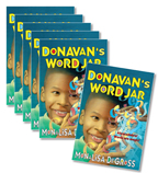Guided Reading Set: Level N – Donavan's Word Jar