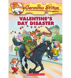 Geronimo Stilton: Valentine's Day Disaster