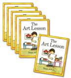 Guided Reading Set: Level M – The Art Lesson
