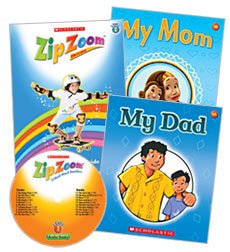 Scholastic Zip Zoom English