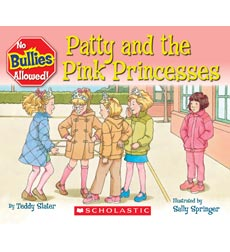 Patty and the Pink Princesses Teddy Slater