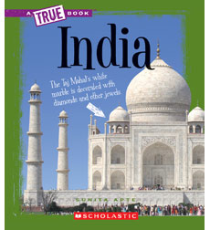 A True Book-Geographies: Countries: India