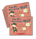 Guided Reading Set: Level H – The Boy Who Cried Wolf