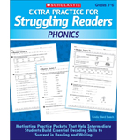 Extra Practice for Struggling Readers: Phonics