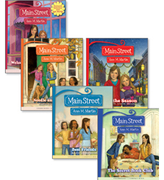 Main Street Books 1-5 Library Bundle
