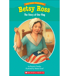 Easy Reader Biographies: Betsy Ross