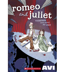 Romeo and Juliet Together (And Alive!) At Last