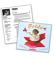 Frida - Literacy Fun Pack Express