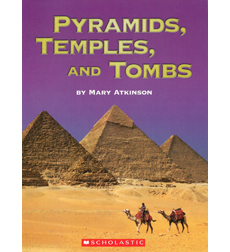 Leveled Math Reader: Pyramids, Temples, and Tombs
