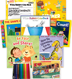 My Books Summer Grade PreK School Readiness (5 Books)