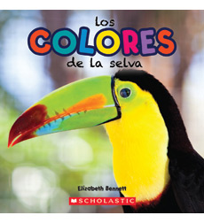 Explore and Learn: Los colores de la selva