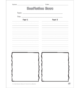 Nonfiction News Graphic Organizer