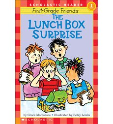 Hello Reader!® Level 1—First-Grade Friends: The Lunch Box Surprise