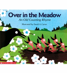 Over in the Meadow - Big Book Unit