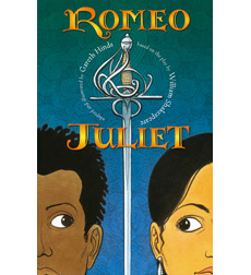 Shakespeare Graphic: Romeo and Juliet