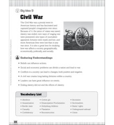 Essential Questions for Social Studies: Civil War