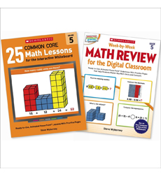 Grade 5 Math Power Bundle