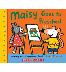 Maisy: Maisy Goes to Preschool