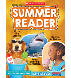 Summer Reader - Entering Grade 1